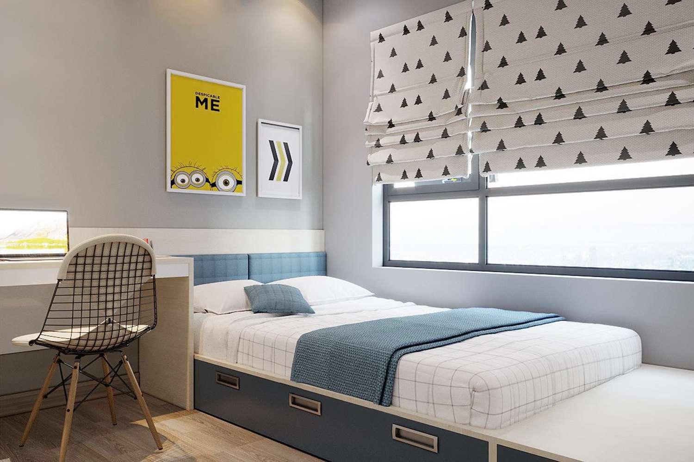 Căn hộ mẫu nội thất Nesta – Vinhomes Ocean Park5